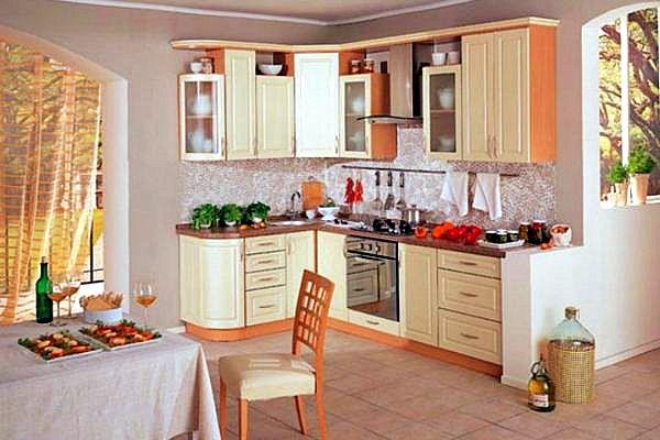 Кухни интересный дизайн