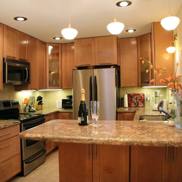Кухня 13 кв м дизайн