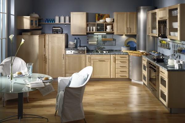 Кухня дизайн 12 метров