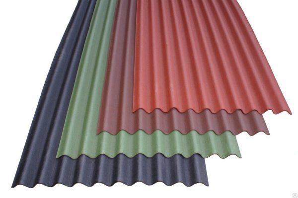 Листовой битумно-полимерный материал — Ондулин