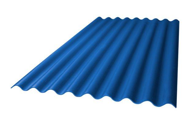 Листы синего цвета можно приобрести только на заказ