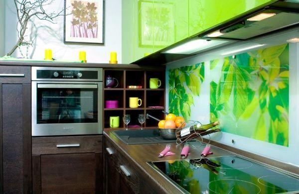 лучшие интерьеры кухни