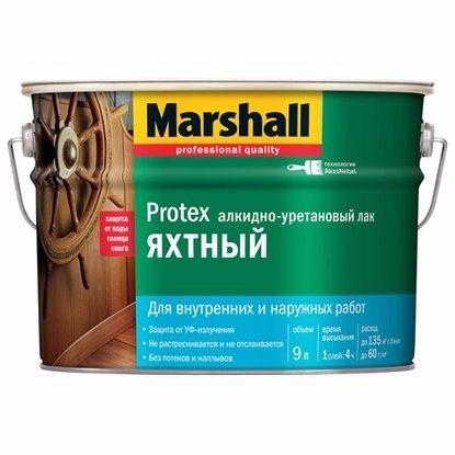 Marshall Protex — универсальное алкидно-уретановое покрытие