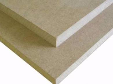 МДФ представляет собой стружечную плиту с однородной структурой