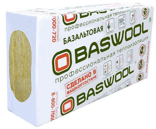 Минвата BASWOOL — качественный и относительно недорогой утеплитель