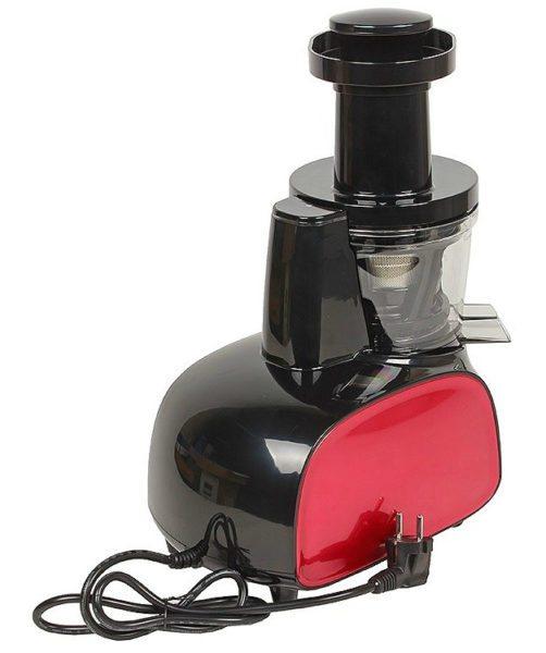 Модель MIDEA MJ-JS20A1 выполнена в черно-красном цвете, что делает её менее маркой