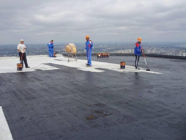 Модифицированная битумная смесь может прослужить на крыше более 25 лет