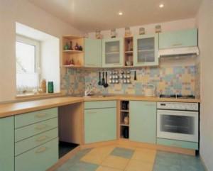 Моя кухня после ремонта