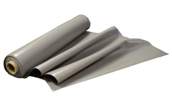 На фото — качественная поливинилхлоридная мембрана от отечественного производителя Технониколь