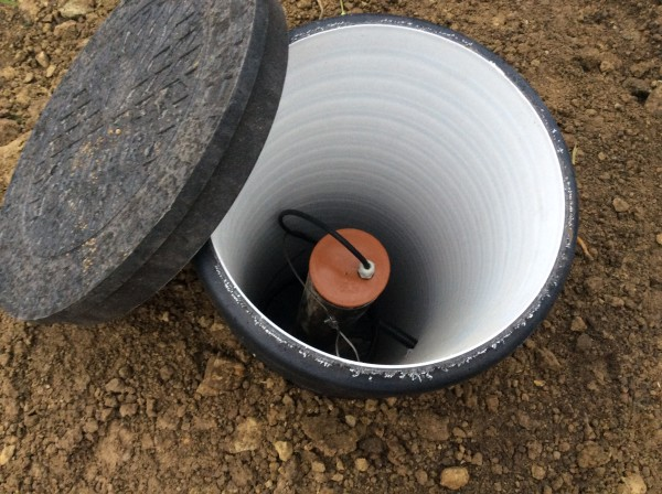 На основе скважины собирается компактная и эффективная система