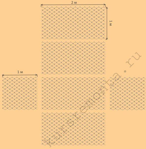 На схеме показан принцип утепления стены с помощью базальтовой ваты
