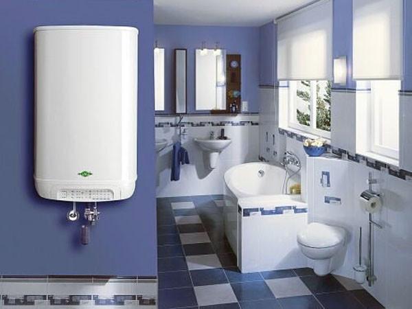 Наличие бойлера в доме гарантирует вам наличие горячей воды