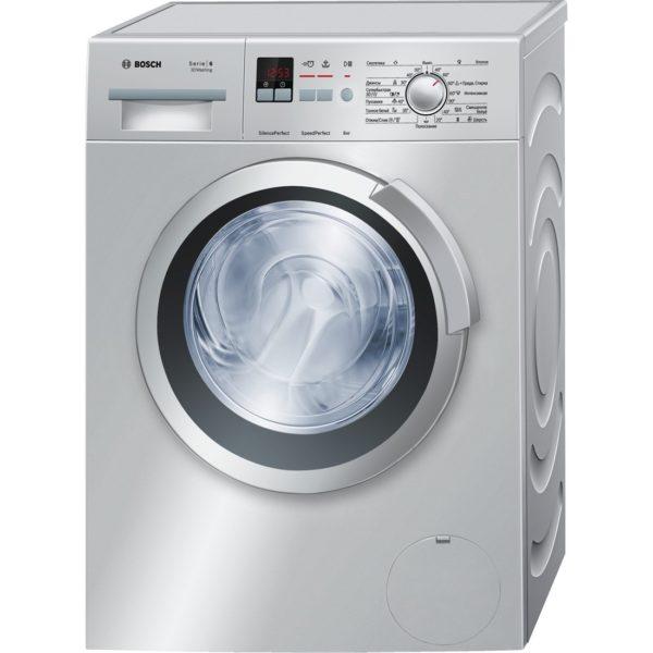 Немецкий производитель Bosch предлагает наиболее надежные и долговечные стиральные машины