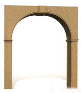 Неокрашенная арка из MDF