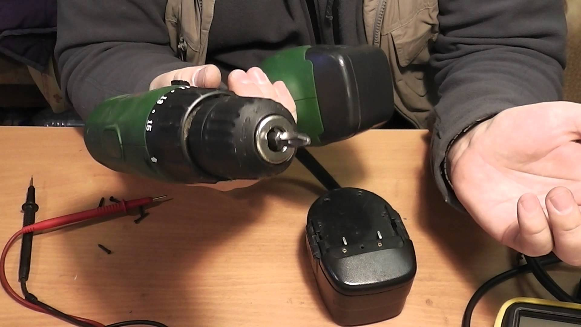 Невозможность зарядить батарею — это вовсе не приговор для электроинструмента, ведь при желании все можно починить