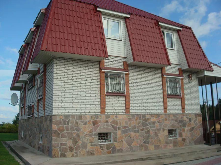 Облицовочные материалы украшают фасад здания и защищают стены от негативных воздействий окружающей среды