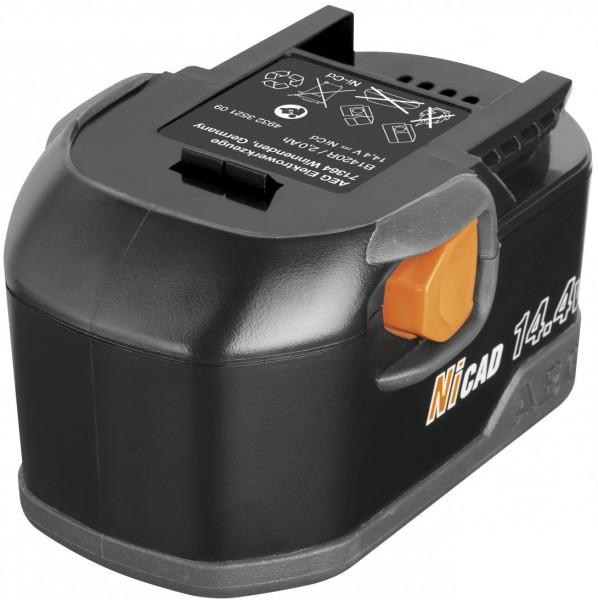 Образец модели «AEG 14.4 В B1414G»