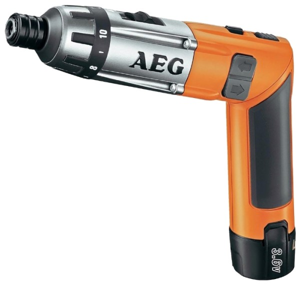 Образец модели «AEG SE 3.6 Li 413165»