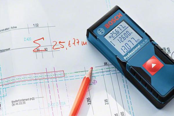 Образец модели «Bosch GLM 30 0.601.072.500»