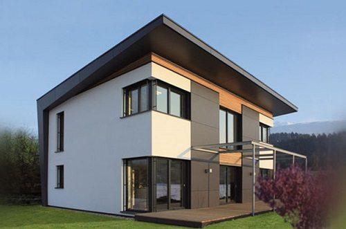 Односкатные конструкции имеют простую стропильную систему, что упрощает и удешевляет их монтаж