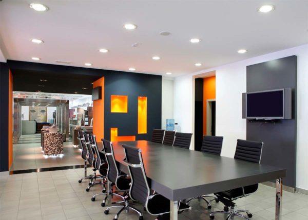 Офис — это не только место работы сотрудников, но также и лицо компании