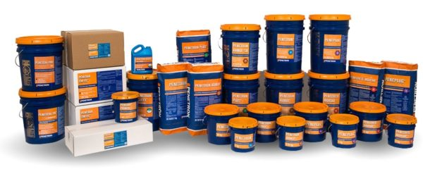 Пенетрон продается в виде сухого состава в упаковках разного типа и емкости. Лучше выбирать пластиковые ведра, в них состав сохраняется намного лучше