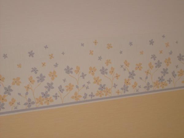 Виниловые покрытия с цветочным узором