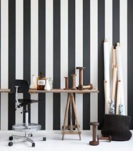 Фото дизайна в черно-белом цвете