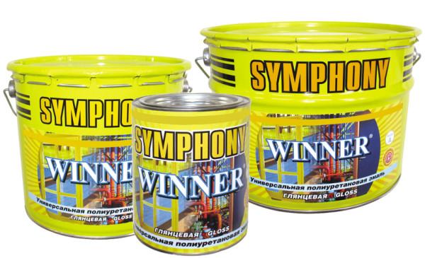 Полиуретановый состав SYMPHONY WINNER.