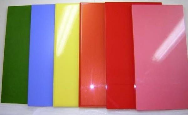 Популярные сегодня цвета МДФ пленки на готовых фасадах