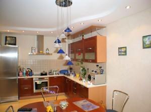 Порядок ремонта кухни