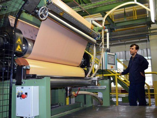 При механическом методе изготовления шлифовальный материал малопроизводителен.