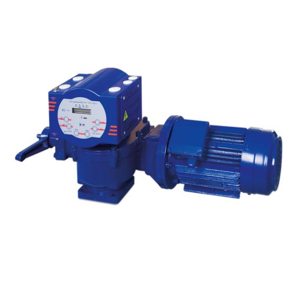 Пример электрического двигателя