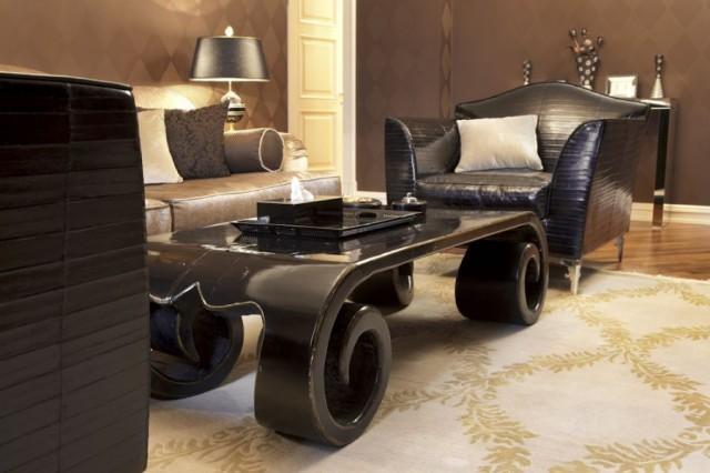 Примеры интерьера гостиной