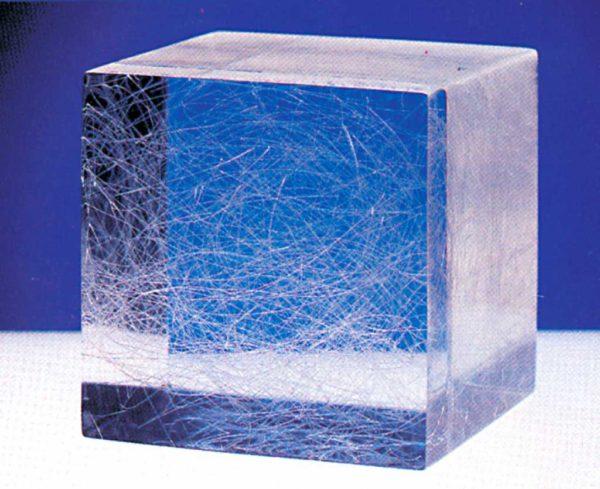 Прочность бетона достигается за счет равномерного распределения волокон в его структуре