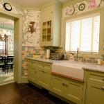 Расположение на кухне