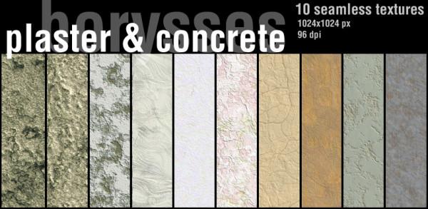 Разновидности возможных текстур