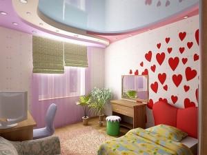 Ремонт большой комнаты