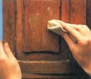 Ремонт деревянной мебели своими рукам