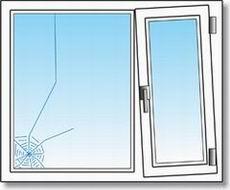 Ремонт дверей пвх
