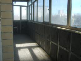 Ремонт комнаты с балконом
