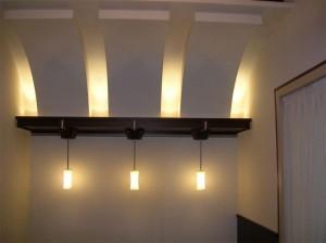 ремонт коридора панелями