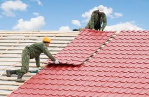 Ремонт крыши из шифера