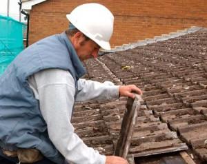 Ремонт крыши здания