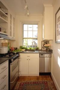 Ремонт кухни студии