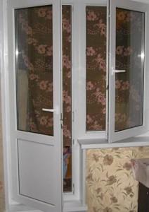 ремонт старой двери