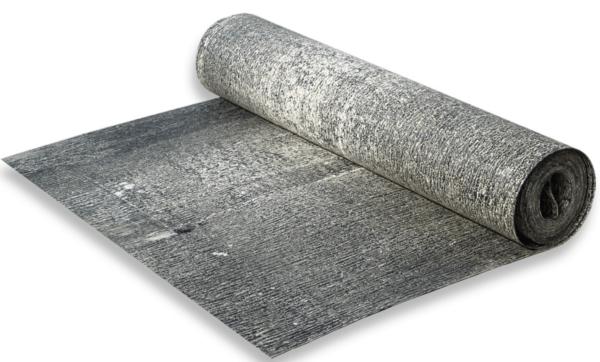 Рубероид — недолговечный рулонный гидроизоляционный материал