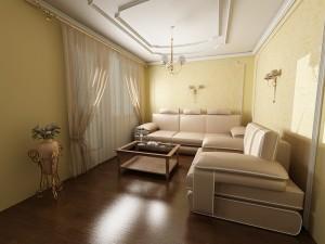 С чего начать ремонт комнаты
