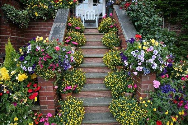 садово парковый дизайн своими руками