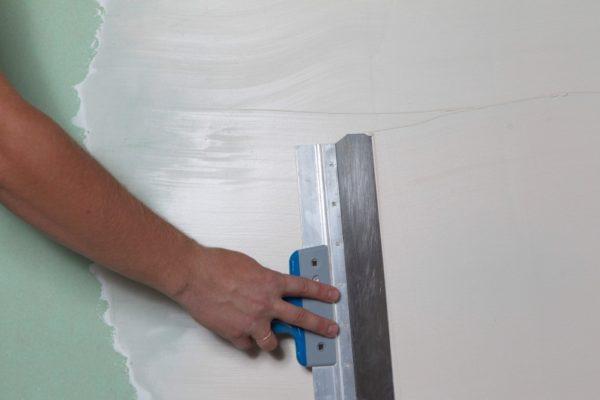 Сeresit СТ 126 можно наносить поверх гипсокартона